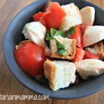 Tomato Basil Panzanella