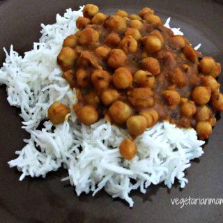 Chana Masala – #glutenfree #vegan