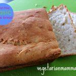 Homemade Basic White Bread – Gluten Free via @betterbatter