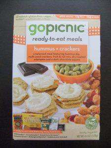 Review: GO Picnic – A Gluten Free Vegan Option