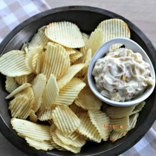 Onion Dip – Perfect for Snacking!