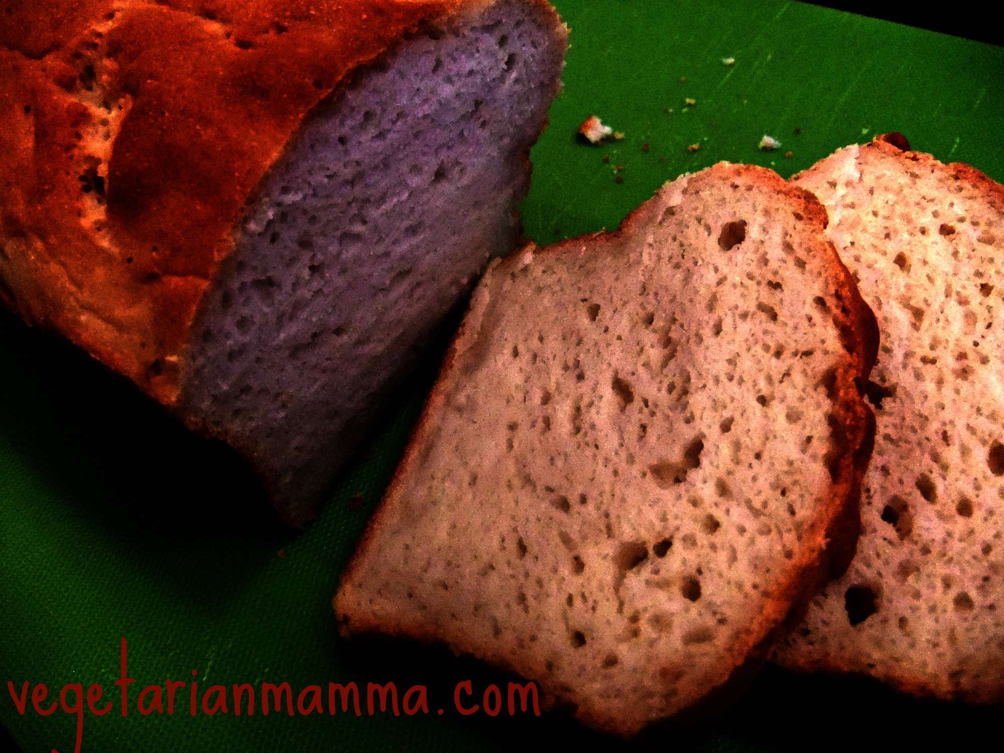 Homemade Amish Loaf Bread Gluten Free Betterbatter