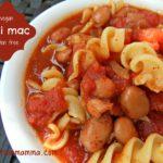 Chili Mac – Vegan and Gluten Free