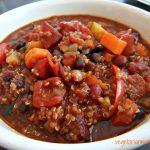 Quinoa Chili – #glutenfree #vegan