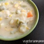 Corn Chowder – Fill a bowl up with this hearty chowder!