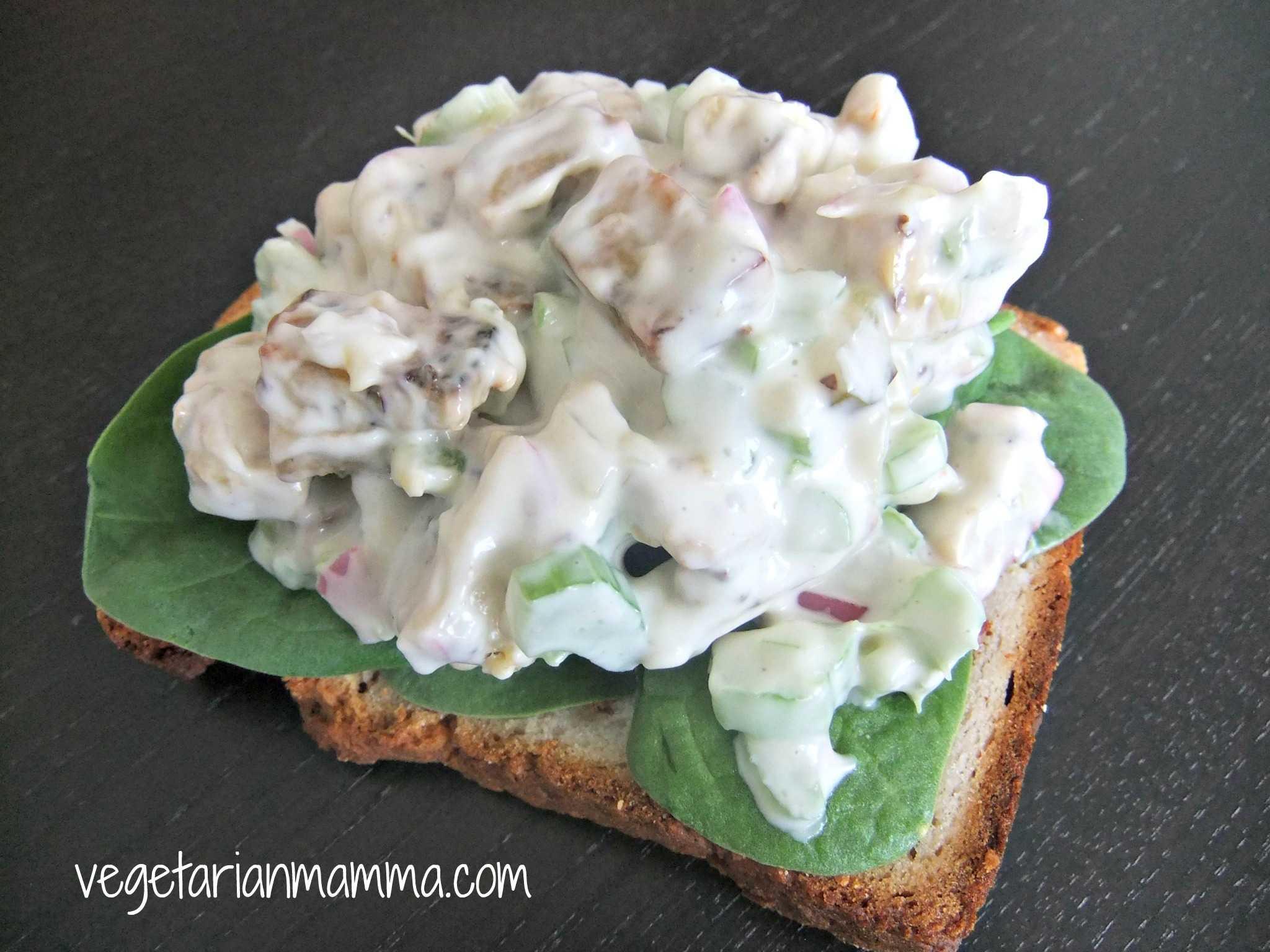 Vegan Tuna Salad – A Vegetarian Twist on a Classic Spread
