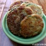 Pan Fried Breaded Zucchini – the perfect snack