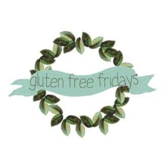 Gluten Free Friday Recipe Link Up #1