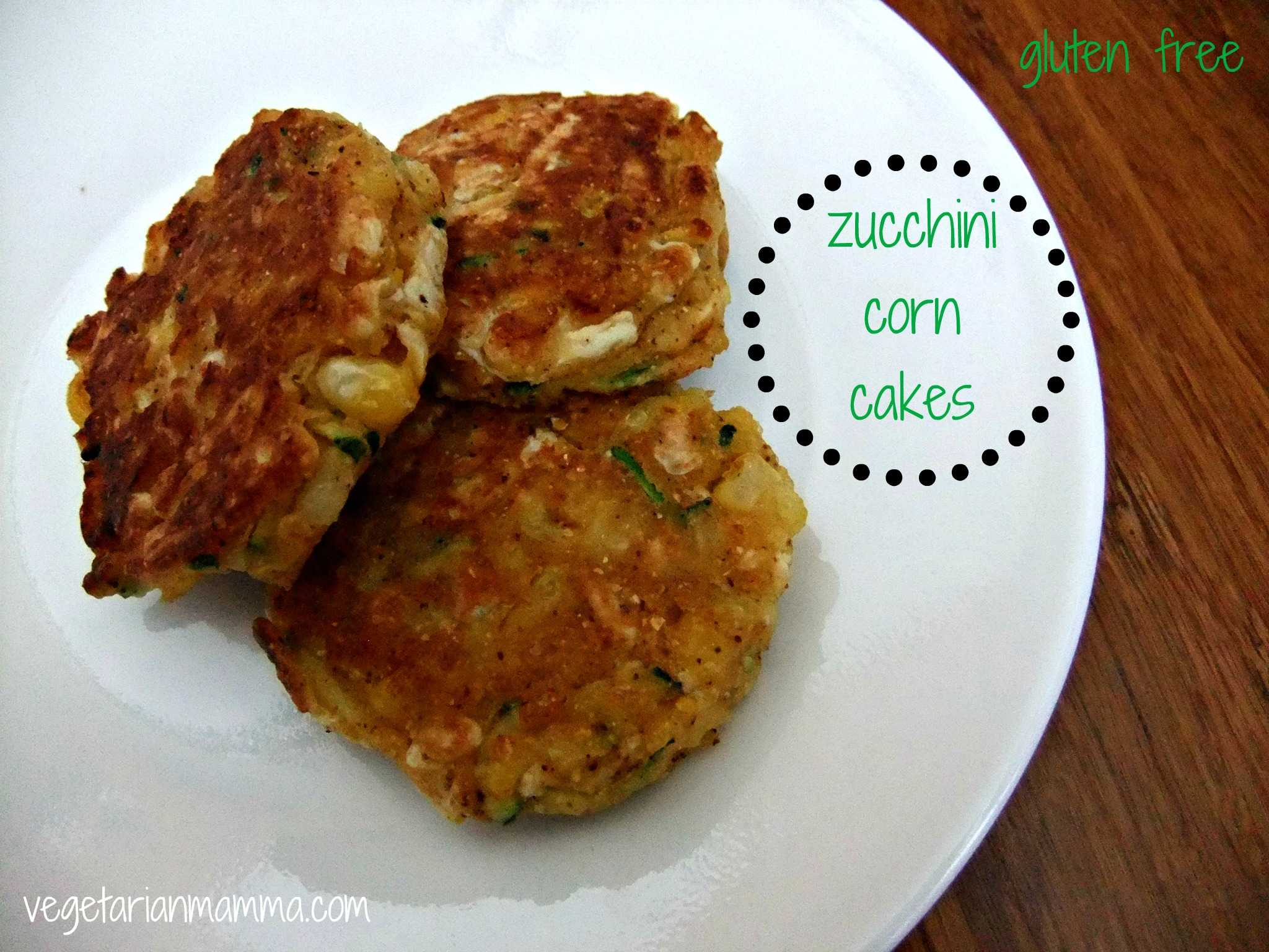 Zucchini Corn Cakes – A delicious twist for your dinner table!