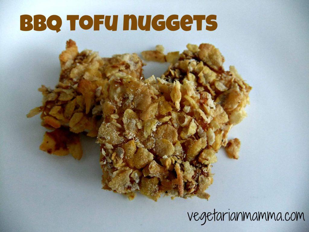 bbq tofu nuggets gluten free