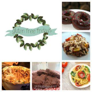 #glutenfree Fridays Recipe Party #5