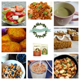 #glutenfreefridays #8  Come link up your favorite #glutenfree recipe! Sponsored by @planetrice
