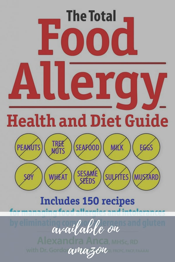 The Food Allergy Health and Diet Book