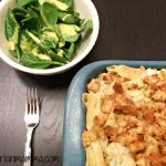 Cauliflower Pasta Bake – #glutenfree #vegan