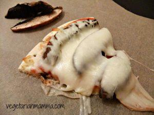 Balsamic Portobella Pizza – #glutenfree