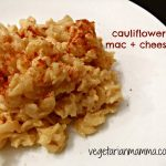 Cauliflower Mac and Cheese – #glutenfree