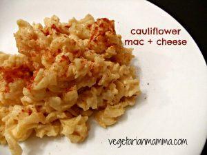 Cauliflower Mac and Cheese – #glutenfree