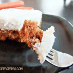 Carrot Cake – #glutenfree