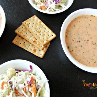 Tomato Basil Soup – #glutenfree #vegan