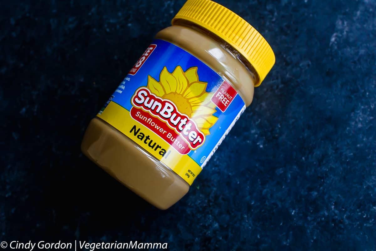 Creamy SunButter Coleslaw