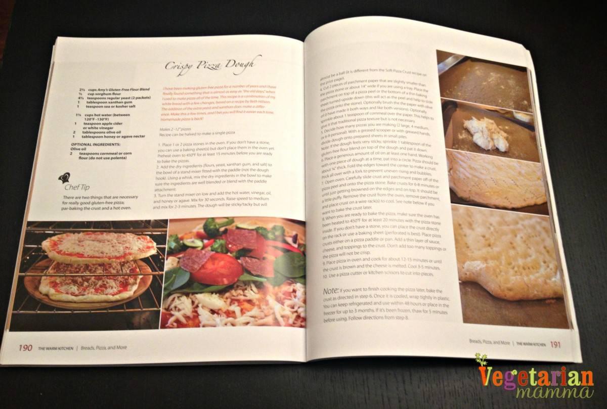 The Warm Kitchen dough picture vegetarianmamma.com