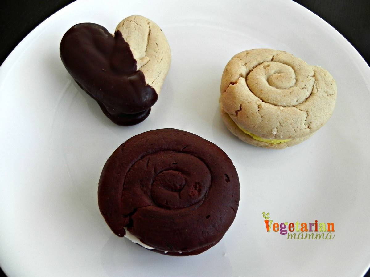 Inglorious Monk Bakery Review #glutenfree #dairyfree vegetarianmamma.com