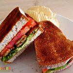 Tempeh BLTs – #glutenfree #vegetarian