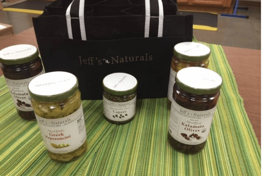 Jeffs Naturals Giveaway vegetarianmamma.com