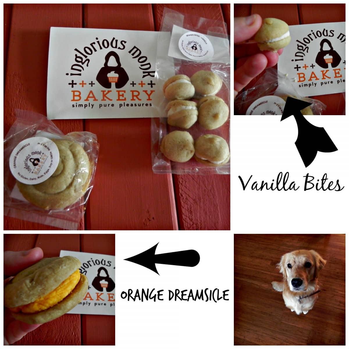 I Monk Bakery #review vegetarianmamma.com