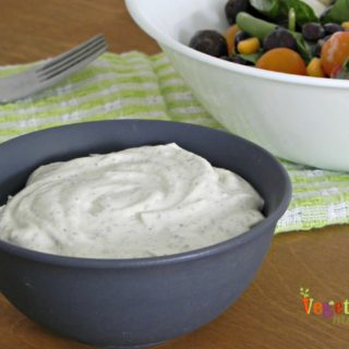 Southwest Vegan Ranch – Perfect for a dip or salad dressing
