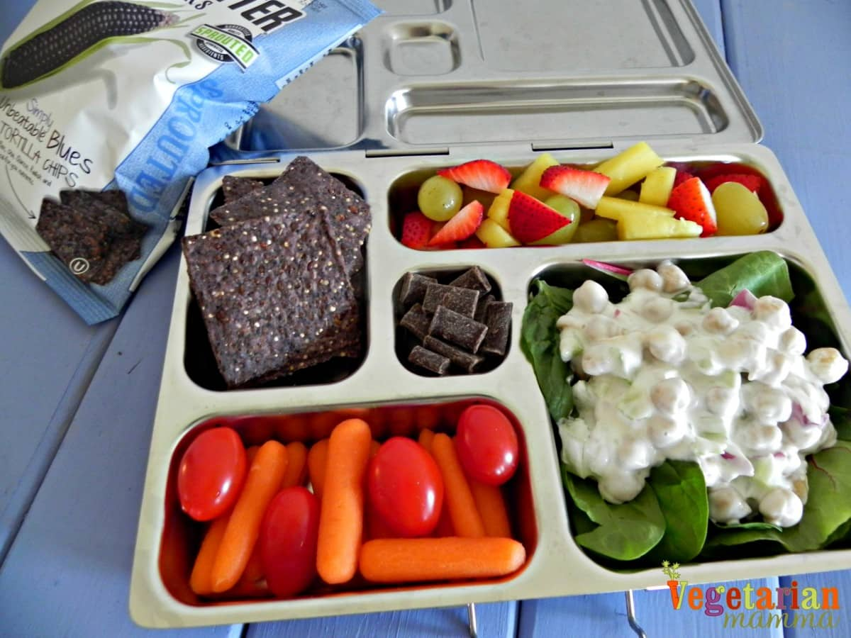 Healthy Lunchbox 2014: Cindy from Vegetarian Mamma