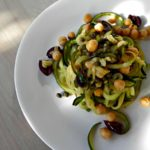 Mediterranean Zoodles – #glutenfree  Have you tried the #zoodles craze?