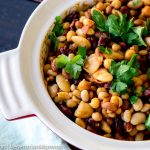 Calico Beans – a hearty vegetarian dish