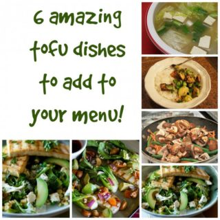 """A collection of tofu inspired dishes to add to your """"to make"""" list!"""