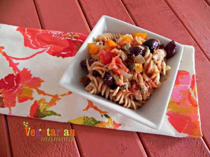 Pizza Casserole #glutenfree #gfree @vegetarianmamma.com