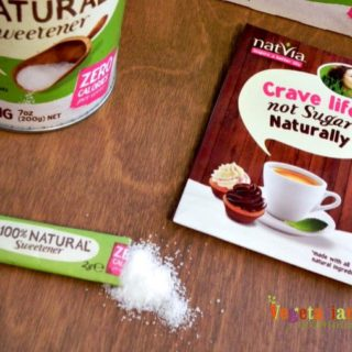 Natvia – the 100% natural sweetener – @NatviaUSA