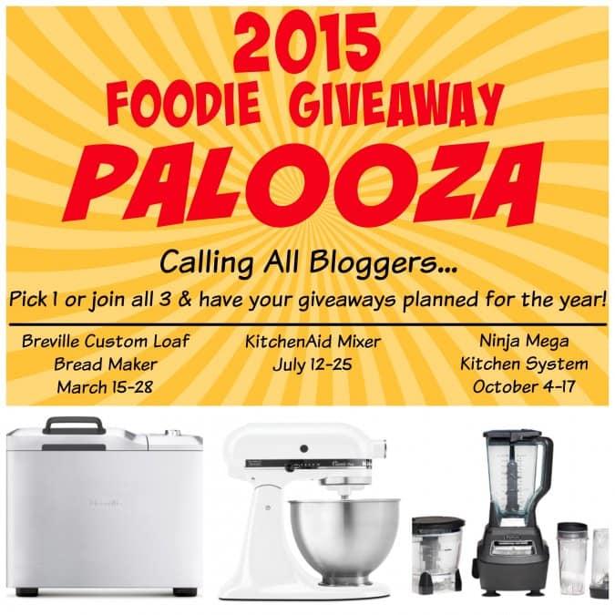 2015 Foodie Giveaway - 3
