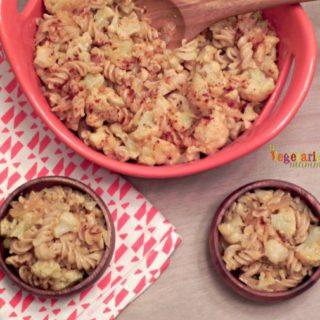 Cauliflower Pasta – Taking my love for cauliflower one step further!