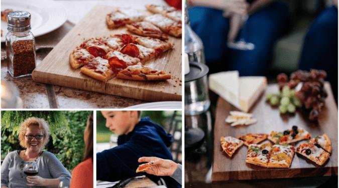 Donatos Gluten Free Pizza Giveaway @vegetarianmamma.com