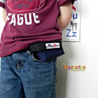 The WOOB – Medical device bag! Carry your Auvi-Q's and Epi Pens