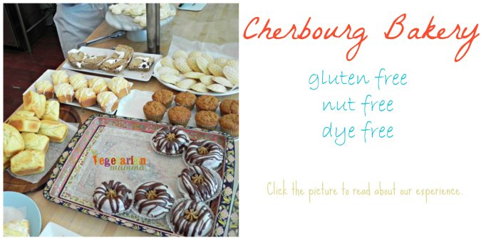 Cherbourg Bakery #VisitColumbus @vegetarianmamma.com