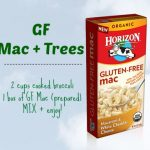 Horizon Organic Gluten Free Mac and Cheese + Kids in the Kitchen