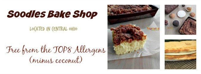 Soodles Bake Shop @Vegetarianmamma.com
