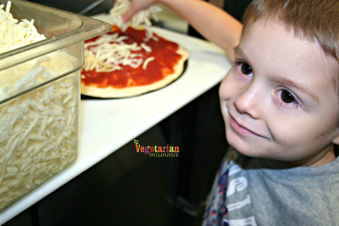 Tarantos Pizzeria #review @vegetarianmamma.com #glutenfree