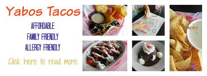 Yabos Tacos @Vegetarianmamma.com
