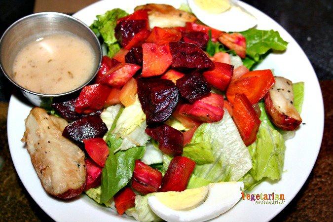 Local Roots @vegetarianmamma.com #restaurant #review #ohio