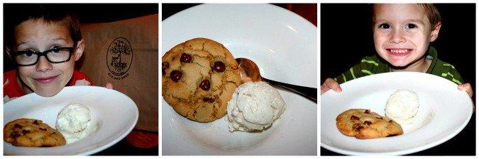 Local Roots #glutefree dessert @vegetarianmamma.com Restaurant Review
