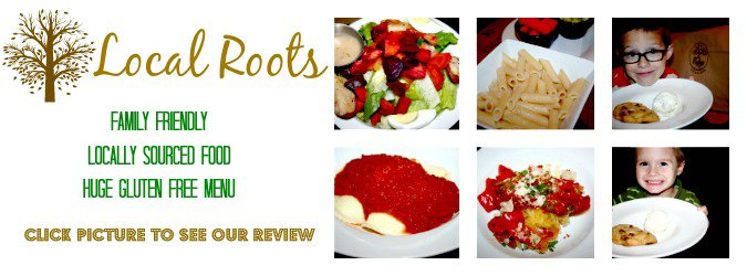 Local Roots #ohio #glutenfree #restaurant #review by @vegetarianmamma.com