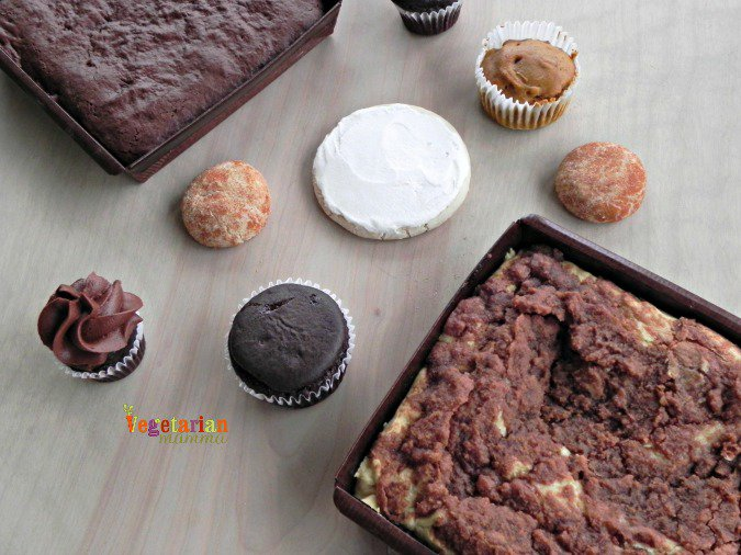 Soodles Bake Shop #review #columbus @vegetarianmamma.com 4