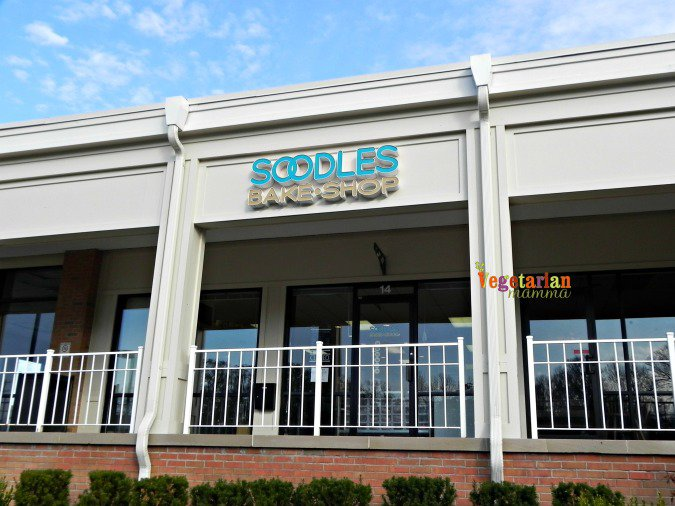 Soodles Bake Shop #review #columbus #allergyfriendly @vegetarianmamma.com